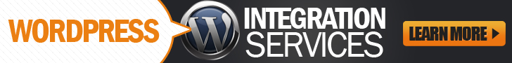wordpress integration services