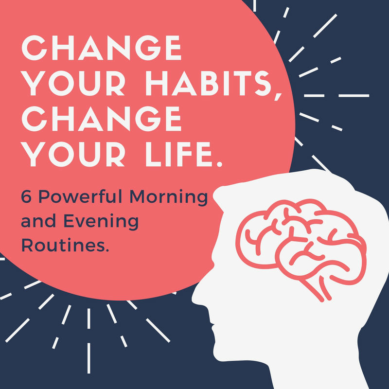 6 Morning & Evening Habits of Successful People, will change your life