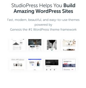 StudioPress Genesis Wordpress Themes