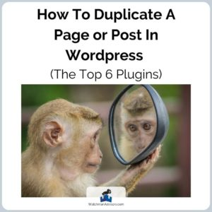 How To Duplicate A Page or Post In Wordpress (The Top 6 Plugins)