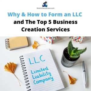 how to form an LLC in Utah,Wyoming,Delaware-Why to create a legal entity - Watchman Advisors
