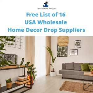 Free List of 16 USA Wholesale Home Decor Drop Suppliers